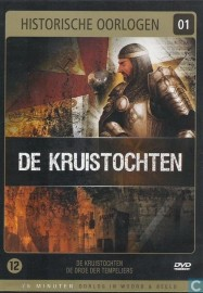 Historische oorlogen: Kruistochten/Orde der Tempeliers (A)