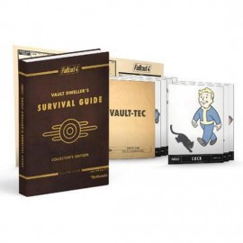 Fallout 4 Vault Dweller's Survival Guide - Collector's Edition